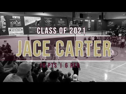 Jace Carter - Astronaut High School c/o  2021
