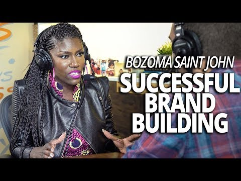 Bozoma Saint John: Make Your Brand The Best In the World with Lewis Howes
