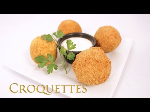 Recipe for Croquettes