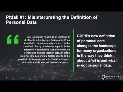 How to Build a GDPR Implementation Plan