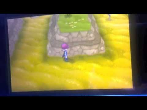 Pokémon X and Y: How to get mega Manectric! (get the Manectite Mega stone)