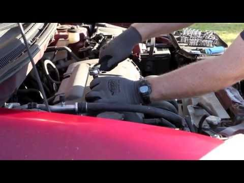 Replacing Toyota Corolla/Matrix Serpentine Belt Tutorial