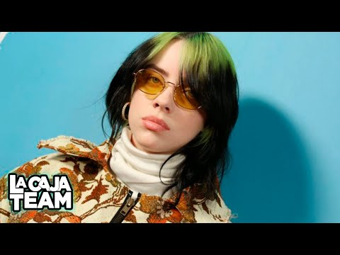 Billie Eilish rompe un record con la cancion de James Bond 007
