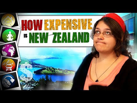 How Expensive is New Zealand?
