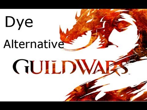 Guild Wars 2 Quick Tip: Black And White Dye Replacements