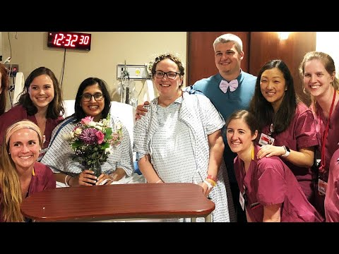 Woman in Labor Officiates Wedding of New York Couple Before Their Child's Birth