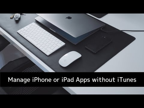 How to Manage iPhone and iPad Apps without iTunes for Free