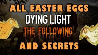 Dying light the following chicken on a stick developer blueprint dying light the following all easter eggs and secrets hd malvernweather Choice Image