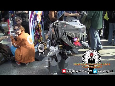 Cosplay Kids of New York Comic Con 2014 by Cosplayer Nation
