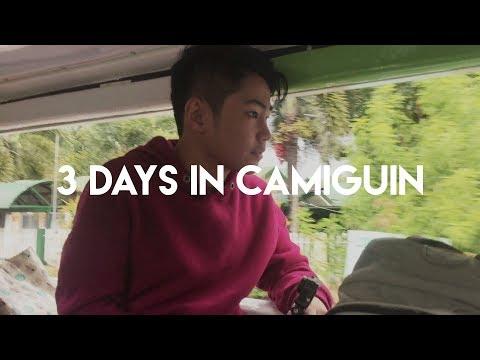 3 Days In Camiguin