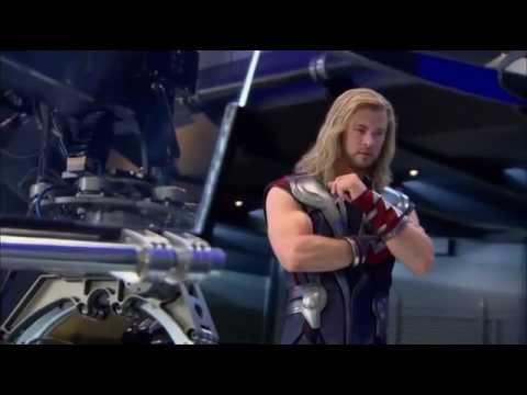 [VFX] Making of 《The Avengers 》