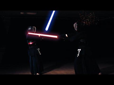 The fastest way to make lightsaber VFX
