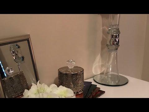 DIY Dollartree Tall Elegant Cylinder Centerpieces
