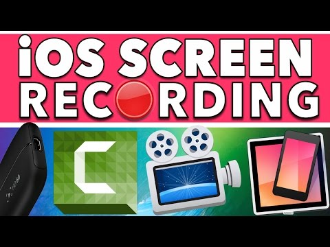How To Record Your iPhone & iPad Screen 2017 - Epic Guide To iOS Screen Capture
