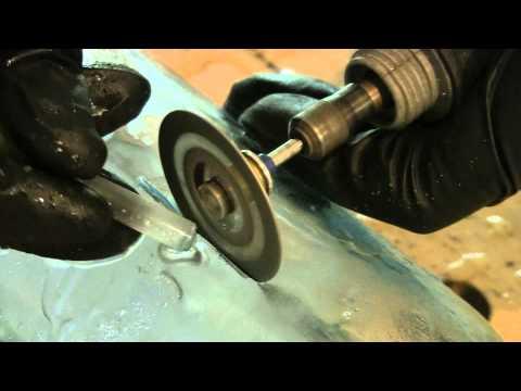 Wine Bottle Dishes (Diresta Style Video)