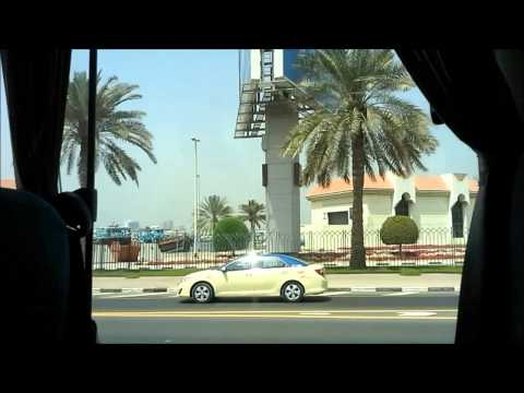 Bus Shuttle to the Dubai Outlet Mall