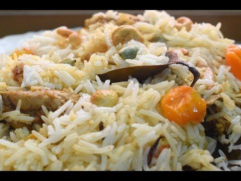 Hyderabadi Chicken Biryani in Malayalam | Chicken Biryani Restaurant Style | Spicy Hyderabadi