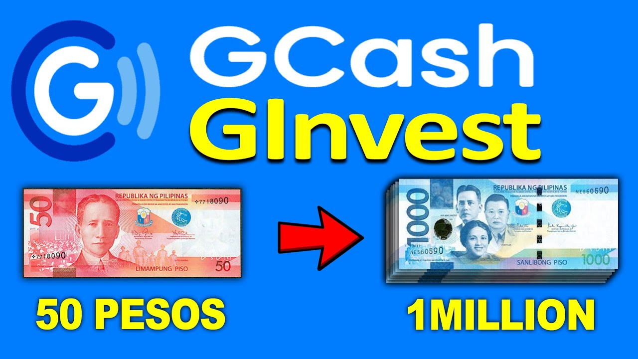 GINVEST GCASH: Gawing MILYON ang 50 Pesos | GInvest Explained