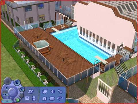 My amazing sims 2 house collection