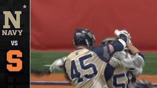 Navy vs. Syracuse Men