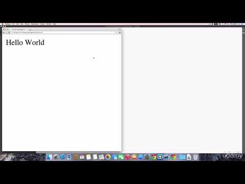 HTML5 AND CSS3 CREATE A WEBSITE IN HTML CSS AND PHP TUTORIAL | 03 Start with the basics