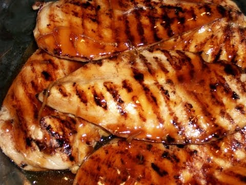 How to make teriyaki chicken