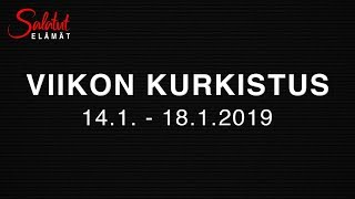 14.1 - 18.1.2019 | Viikon kurkistus |Salatut elämät