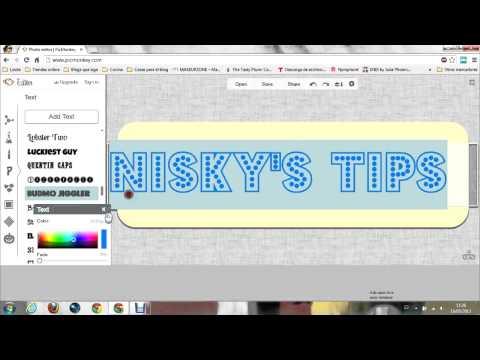 Como hacer un banner con Picmonkey