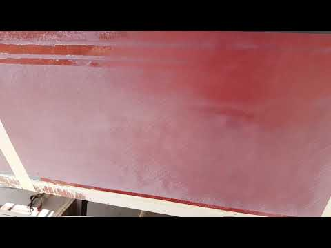 Using wet sanding to restore gelcoat deep color when creams and compounds arn't working
