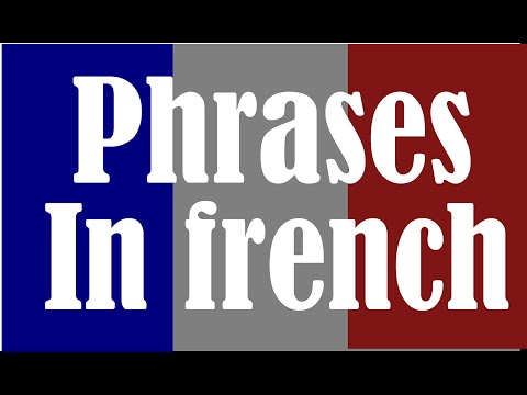 Learn French - The Four Seasons
