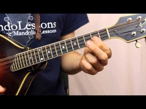 Beginner Mandolin Series (Part 4) - Basic Mandolin Chords (Key of G)