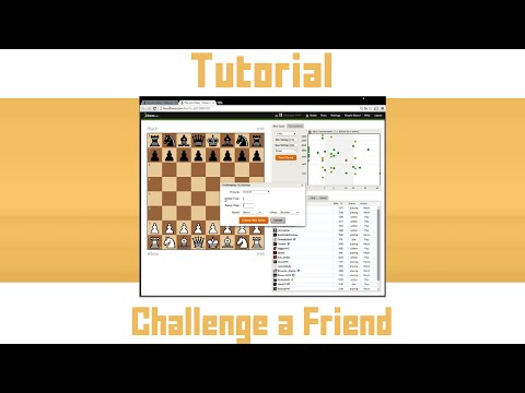 How to play chess online with friends - Chess.com -Tutorial
