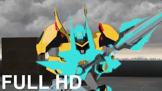 """Transformers: Robots in Disguise - Combiner Force S3E21 """"Collateral Damage"""" (Part 4/4) [FULL HD]"""
