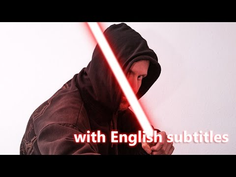How to make a lightsaber (light) in Photoshop