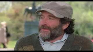 Robin Williams -will Hunting -  Scena Del Parco