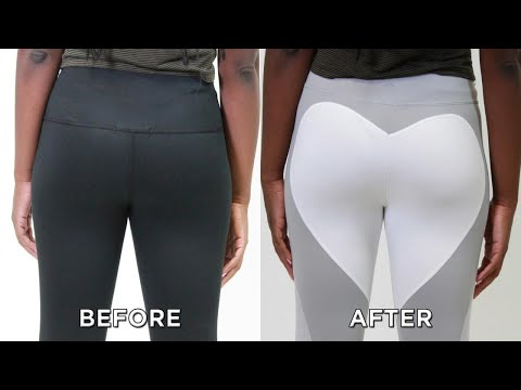 Fitness Pants That Boost Your Butt?