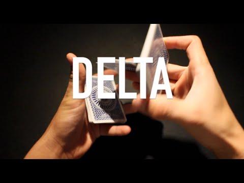 Delta False Cut//Card Flourish Tutorial//Learn Cardistry