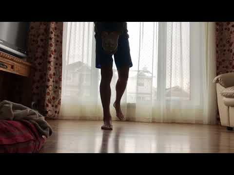 Broken ankle recovery exercises - ankle stability, arch , knee