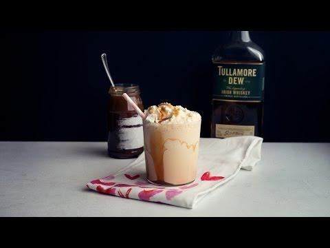 Caramel Irish Coffee Milkshake