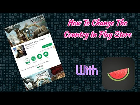 How to To Change The Country In Play Store - Android