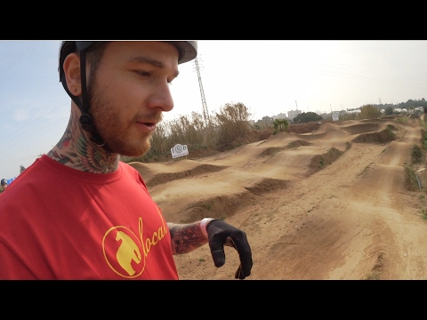 Pumptrack Race in La Poma Bikepark - Barcelona - Bike Challenge