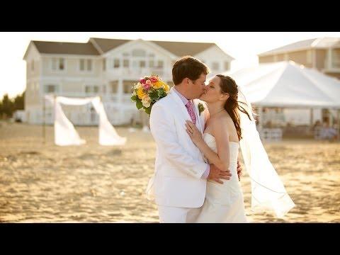 Sandbridge Beach Wedding in Virginia Beach - Beth & Bill