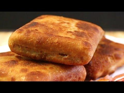 How To Make Mughlai Paratha at Home   Homemade Mughlai Paratha Recipe   Easy Paratha Recipe