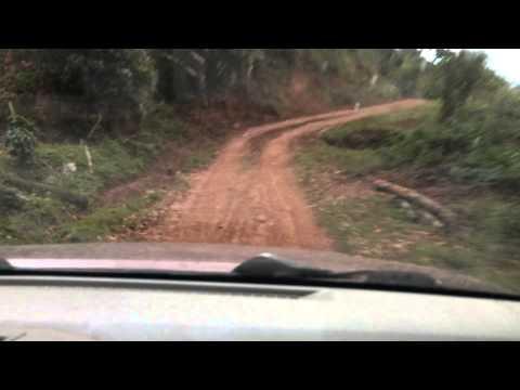 Road trip to La Union Lempira Honduras