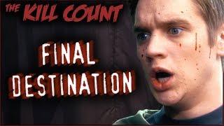 Final Destination (2000) KILL COUNT
