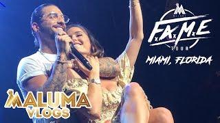 #21 Concierto Espectacular de Maluma en Miami, Florida (2/2) | MalumaVlogs