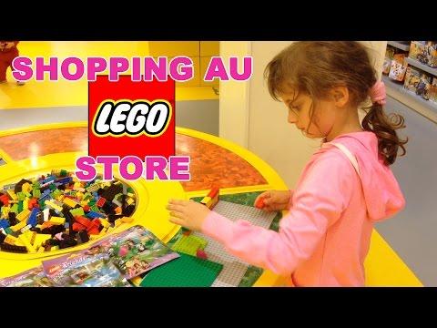[VLOG] Shopping au Lego Store à Paris Levallois