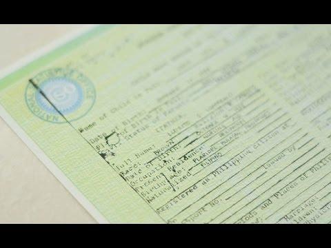 Itanong kay Dean | Paano maaayos ang maling impormasyon sa birth certificate?