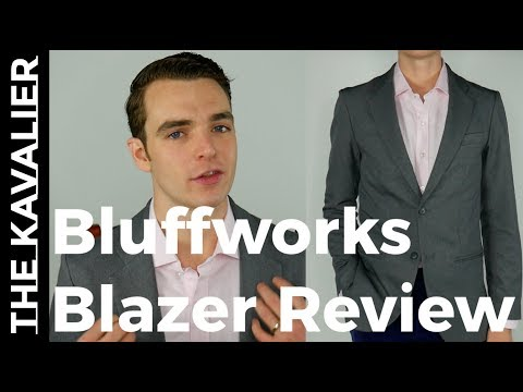 Bluffworks Makes The Best Performance Blazer -  Your Next Jacket.