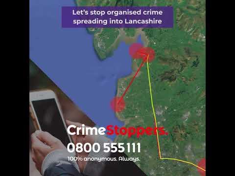 County Lines Lancashire